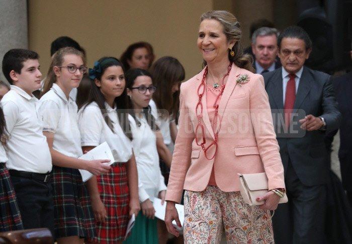 Infanta Elena    Fuente: Gtresnews