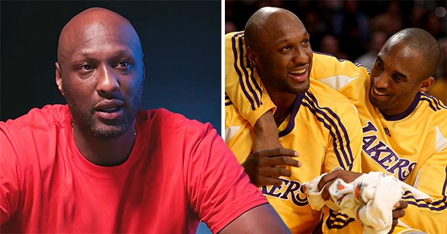 Lamar Odom Recalls How Kobe Bryant Helped Him after He Struggled to Cover a Steep Gambling Debt