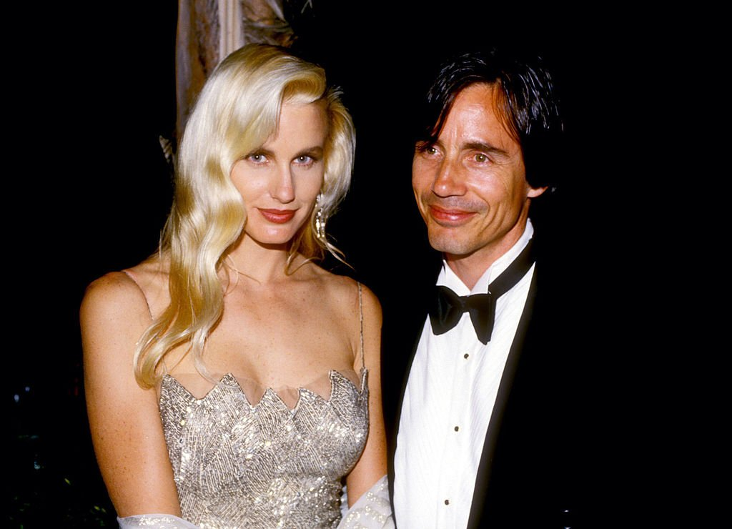 Daryl Hannah et Jackson Browne. | Photo : Getty Images