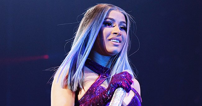 Cardi B Posts Cute Video of Daughter Kulture Singing 'Head, Shoulders, Knees and Toes' with Her Auntie Hennessy