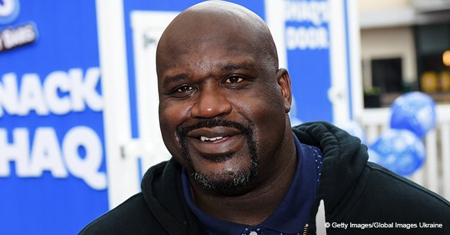 Shaquille O'Neal and his 3 grown-up sons stun in elegant suits in picture together