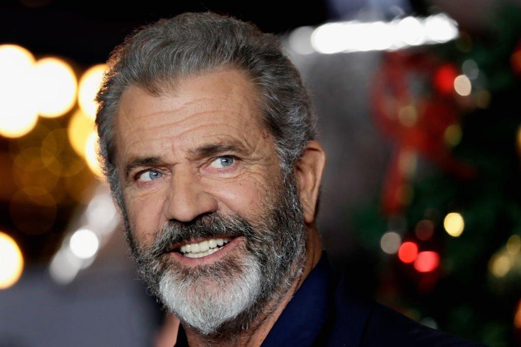 Mel Gibson llega al estreno británico de 'Daddy's Home 2' en Vue West End el 16 de noviembre de 2017 en Londres, Inglaterra. | Imagen: Getty Images