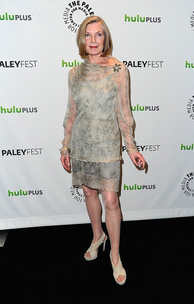 Susan Sullivan attends the 2012 Media PaleyFest in Beverly Hills in March 2012 | Photo: Getty Images