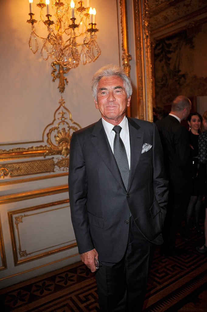"Jean-Paul Enthoven assiste au Gala de charité ""Autistes Sans Frontiere'' à Artcurial Dassault le 16 avril 2015 à Paris, France. 