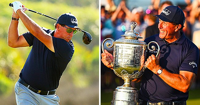 Phil Mickelson, 50, Makes Golf History as the Oldest US PGA Championship Winner