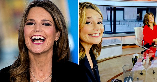 This Is How Savannah Guthrie Feels to Be Back on the Set of the 'Today' Show with Co-host Hoda Kotb