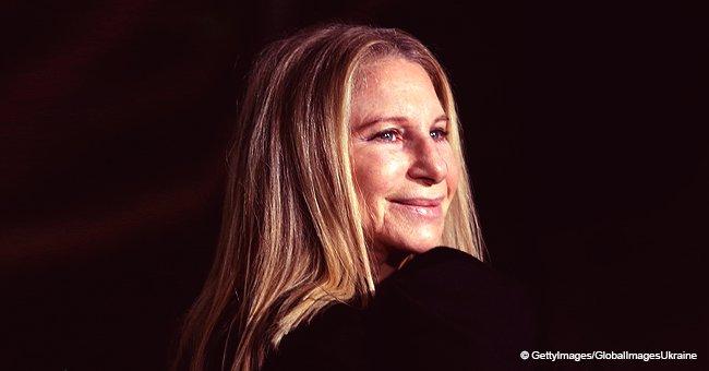 Barbra Streisand zeigt süßes Foto ihrer Enkelin und entblößt ihr Gesicht der Öffentlichkeit