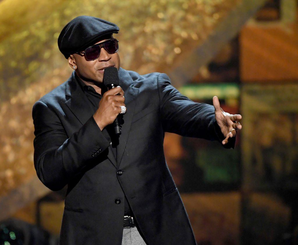 Rapper and actor LL Cool J speaks onstage for the 2018 Q85: A Musical Celebration for Quincy Jones in Los Angeles California. | Photo: Getty Images