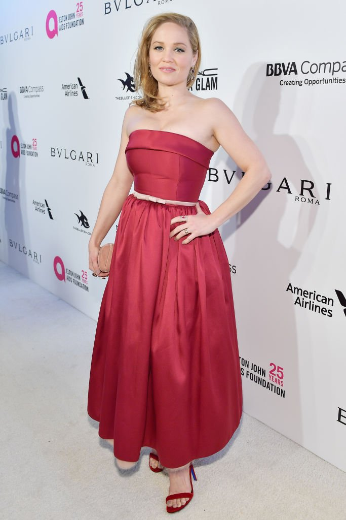 Erika Christensen attends the 26th annual Elton John AIDS Foundation Academy Awards Viewing Party in West Hollywood on March 4, 2018 | Photo: Getty Images