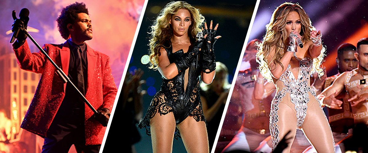 Super Bowl Best Fashion Moments over the Years — Beyoncé, Prince, Diana Ross and More