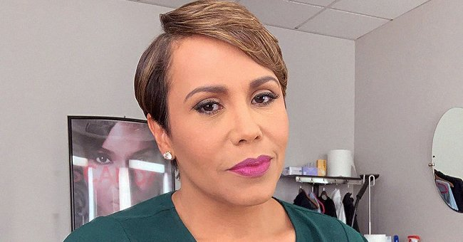 News anchor, Jovita Moore, was diagnosed with an aggressive form of cancer | Photo: Instagram//jovitamoore