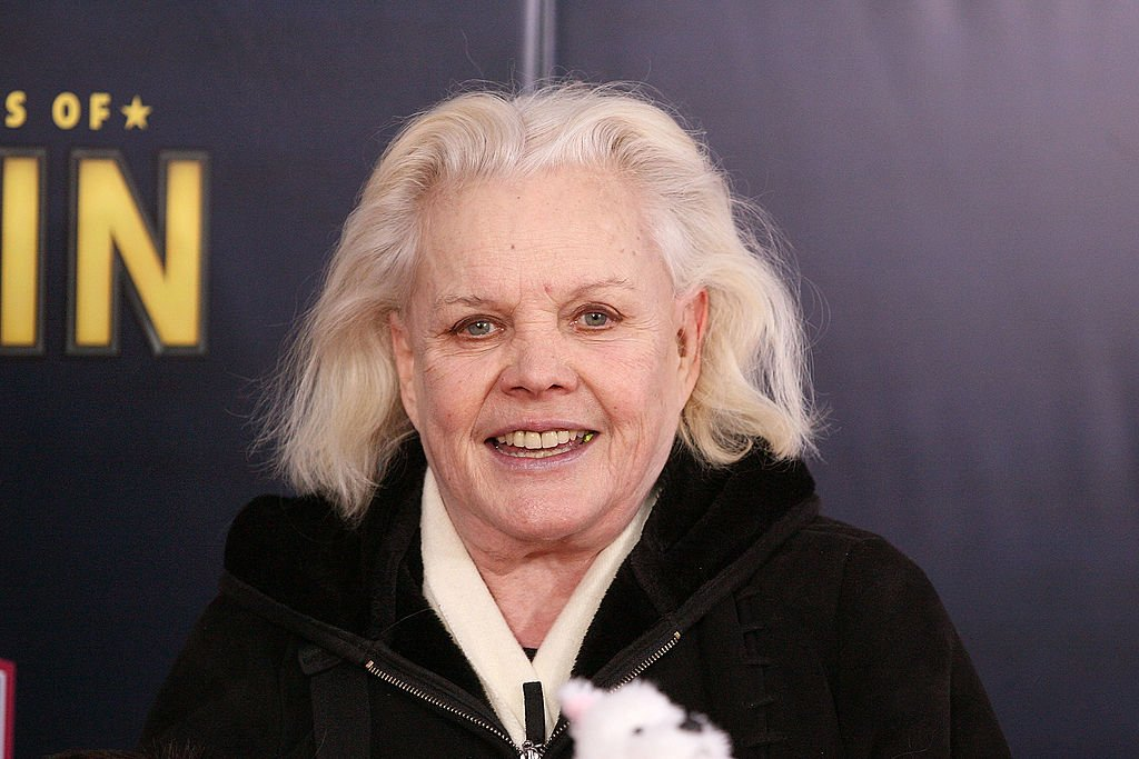 """Carroll Baker attends the """"The Adventures of TinTin"""" New York premiere at the Ziegfeld Theatre on December 11, 2011 