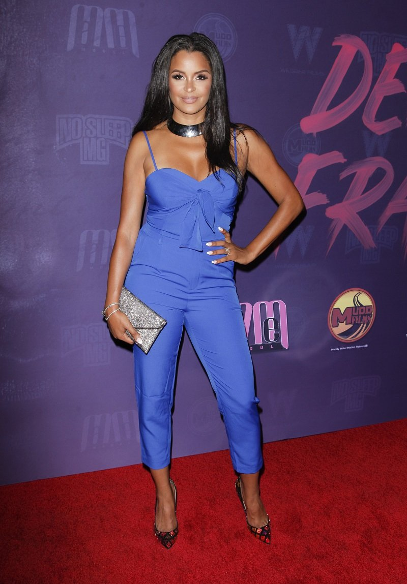 Claudia Jordan on August 10, 2019 in Los Angeles, California | Photo: Getty Images