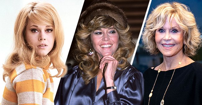 Jane Fonda Is Now 83 — Check Out the Iconic Actress's Transformation through the Years