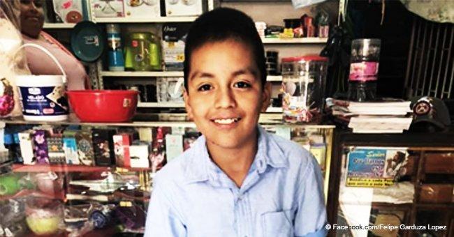 La vida de un huérfano de 8 años cambia por completo cuando pide trabajo en una carnicería