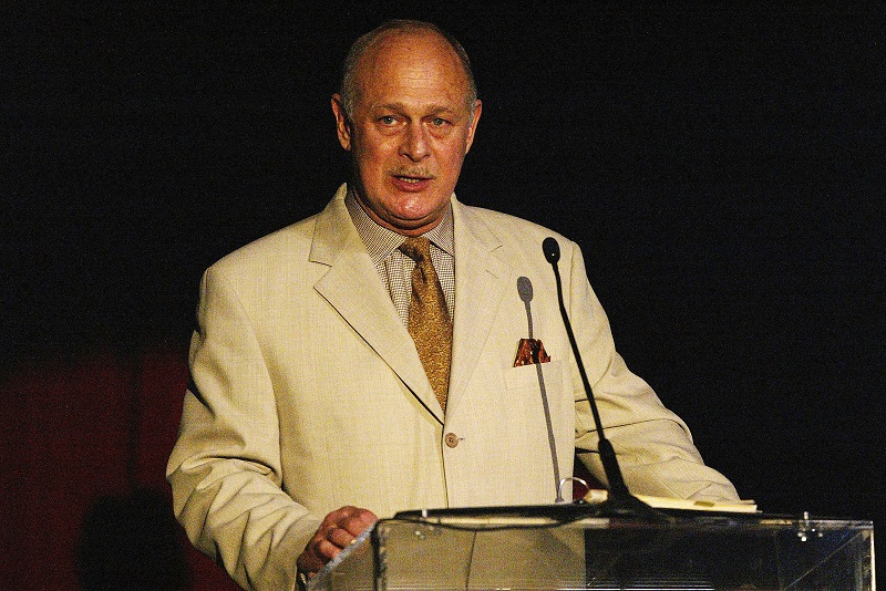 Gerald McRaney at the Hollywood Palladium on April 29, 2004 in Hollywood, California | Source: Getty Images