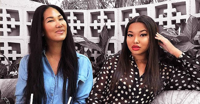 Kimora Lee Simmons' Fans Say Her Daughter Ming Lee Looks & Talks Just like Her Mom in New Video
