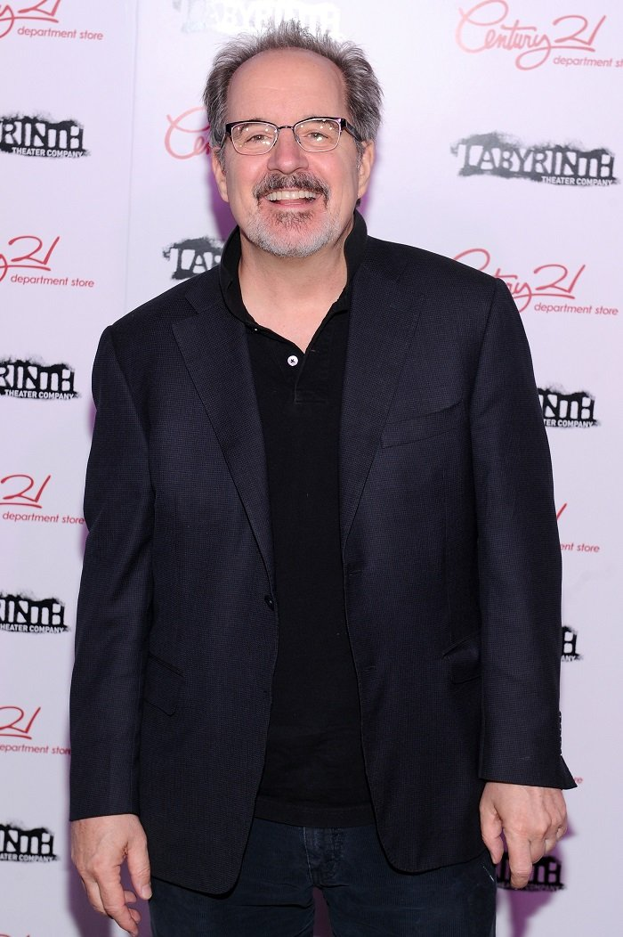 John Pankow attends the Labyrinth Theater Company's Celebrity Charades Gala 2016 l Picture: Getty Images