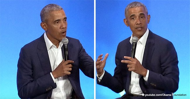 Obama opens up about what it really means to be a man, discussing racism and toxic masculinity