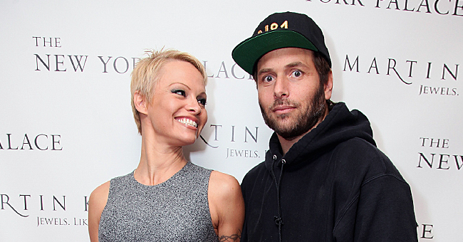Pamela Anderson's Relationship with Rick Salomon Who She Married Twice