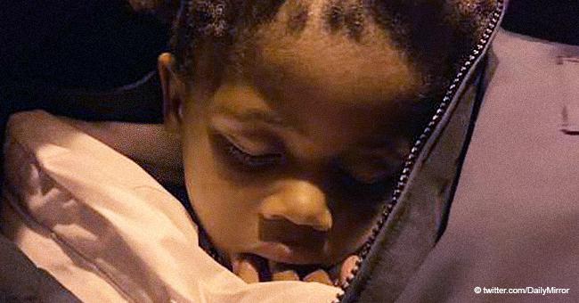 Eltern brauchten 14 Stunden, um zu erkennen, dass sie 2-jährige Tochter im Park vergessen haben