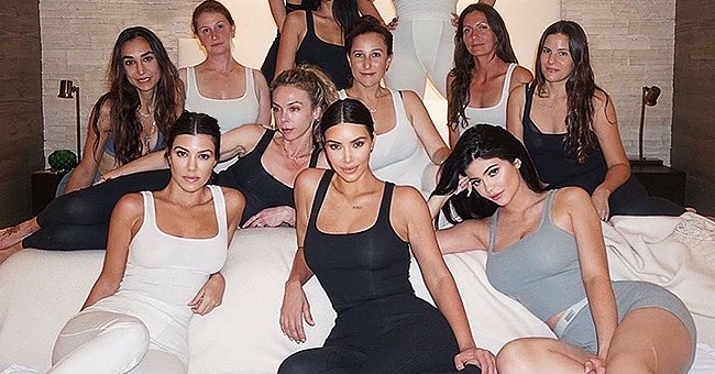 Kim Kardashian of KUWTK Hints at Possibility of a Men's Shapewear Line from SKIMS Collection