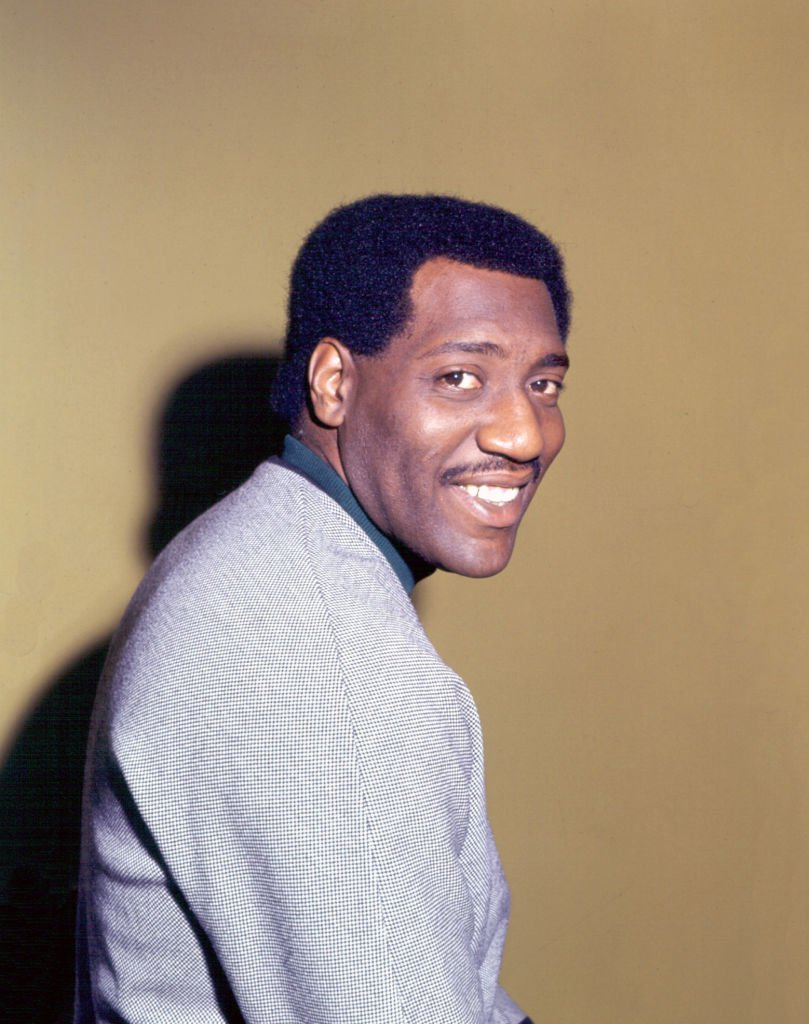 Soul singer Otis Redding poses for a portrait in May 1966 in London, England. | Photo: Getty Images
