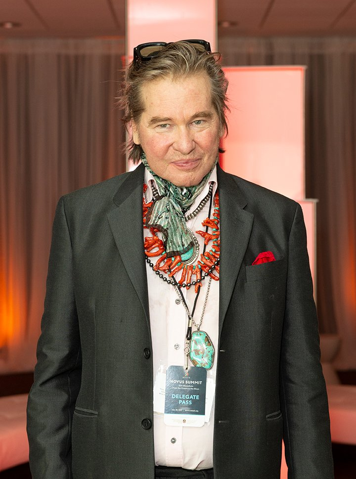 Val Kilmer attends The NOVUS SDG Moonshots Summit at United Nations on July 20, 2019 in New York City. I Image: Shutterstock.