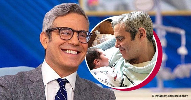 Andy Cohen Shares a Sweet New Photo of His Son and It's Pure Love