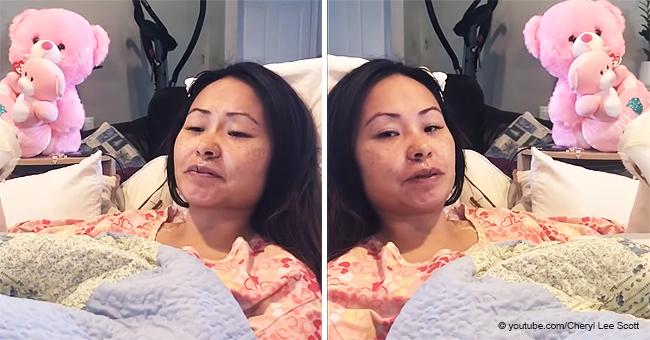 Schwangere Lehrerin spricht, nachdem sie während einer Autoentführung mehrmals gestochen wurde
