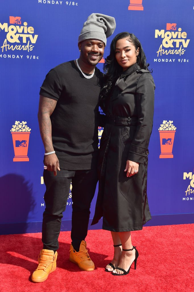 Ray J and Princess Love attend the 2019 MTV Movie and TV Awards on June 15, 2019 | Photo: Getty Images