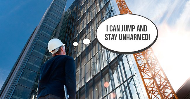 Thoughts of the building worker. | Photo: Shutterstock