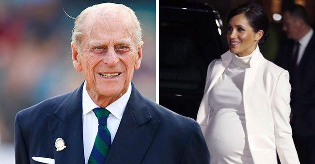 Public Weighs In on Whether Pregnant Meghan Should Fly with Harry for Prince Philip's Funeral