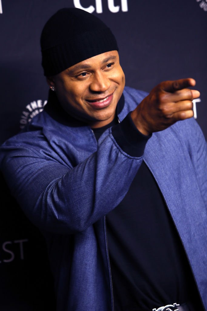 "Actor LL Cool J attends The Paley Center for Media's 34th Annual PaleyFest Los Angeles presentation of ""NCIS: Los Angeles"" at Dolby Theatre 