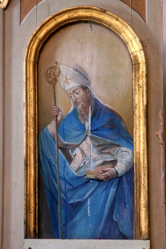 San Agustín de Hipona.| Fuente: Shutterstock