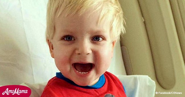 Two-year-old cancer patient refuses to give up as he is taken off life support