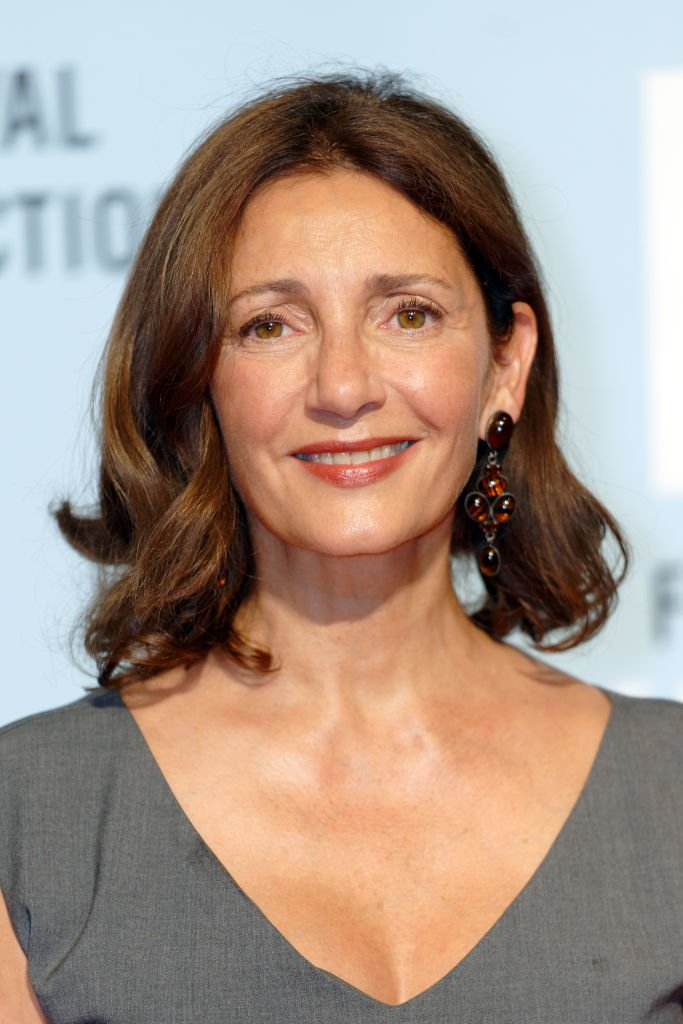 Valérie Karsenti assiste au photocall de la cérémonie de clôture du 21ème Festival de TV Fiction à La Rochelle le 14 septembre 2019 à La Rochelle, France. | Photo : Getty Images.