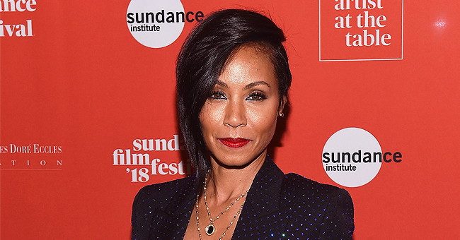 Jada Pinkett-Smith Says She's in a Good Place as She Talks Life in Her Forties