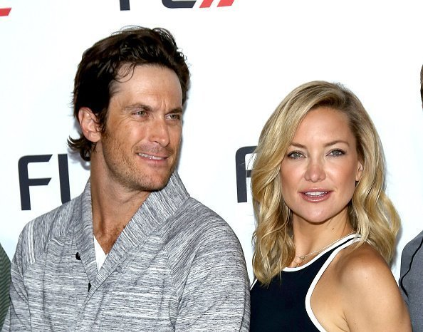 Oliver Hudson and FABLETICS Co-Founder Kate Hudson attend FL2 Launch at Gramercy Terrace at The Gramercy Park Hotel on June 4, 2015 in New York City | Photo: Getty Images