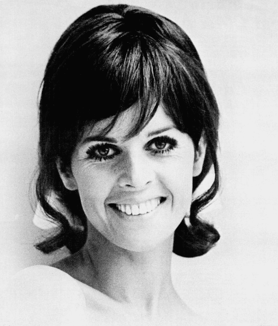 A portrait of Claudine Longet circa 1969. | Source: Wikimedia Commons