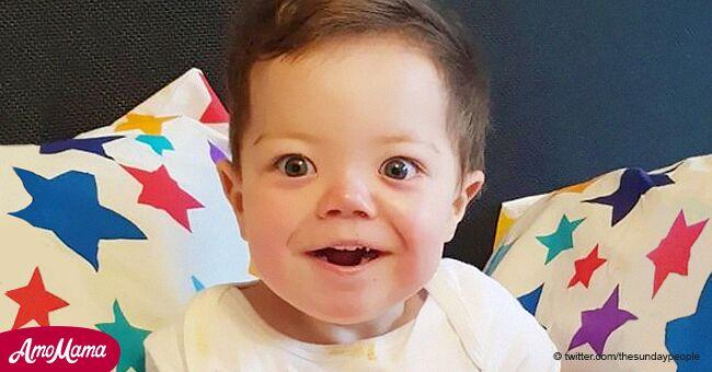 """Bebé """"milagro"""" sobrevive tras haber sufrido 25 ataques al corazón en un día"""
