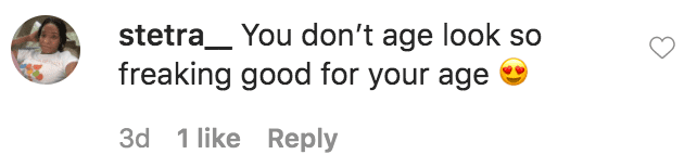 A fan commented on a photo of Karyn White dressed as a cowboy and posing outdoors   Source: Instagram.com/karynwhiteofficial