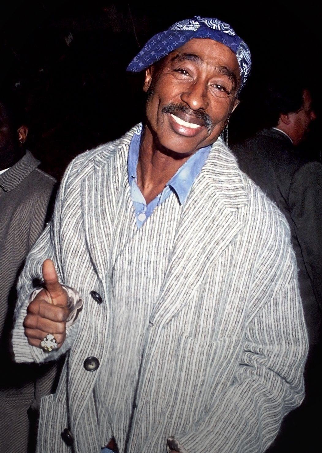 Le vieux Tupac Shakur | Source: Getty Images