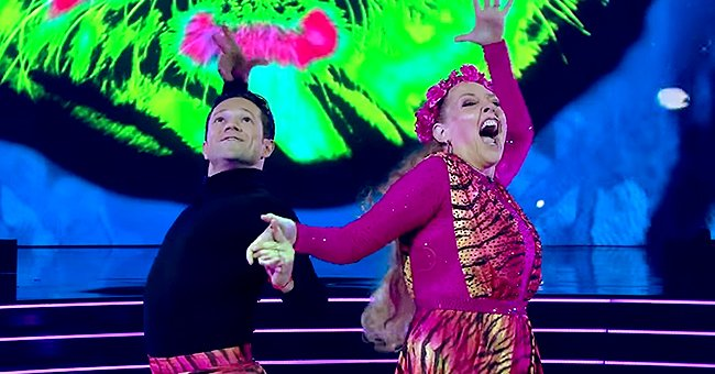 Watch Carole Baskin Rock DWTS Stage with Fiery Paso Doble Performance to 'Eye of the Tiger'
