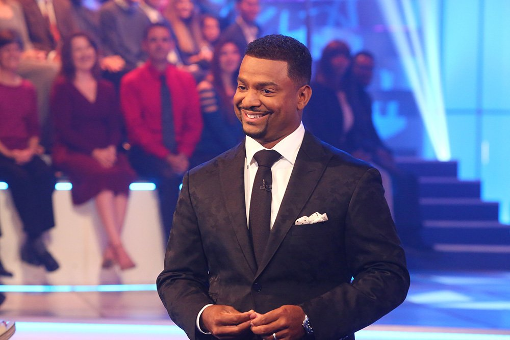 """Alfonso Ribeiro pictured on an episode of """"America's Funniest Home Videos"""" in November 2019. I Image: Getty Images."""