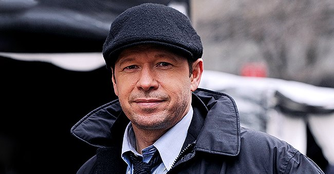 Donnie Wahlberg from 'Blue Bloods' Shares Throwback Photos & Fans React with Heartwarming Comments