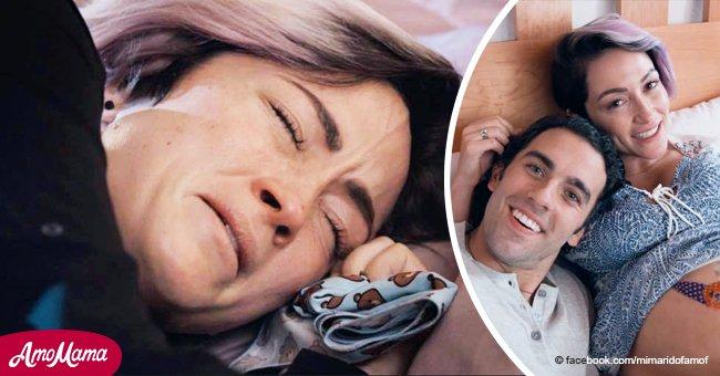 """Tras el luto, Daniela se pone a investigar la muerte de Gabriel en """"Mi marido tiene más familia"""""""
