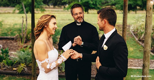 Groom Approached the Priest with an Unusual Offer Just before the Wedding