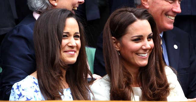People: Kate Middleton & Prince William Completely Overjoyed with Pippa Middleton's Baby News