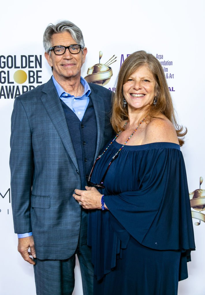 : Eric Roberts and Eliza Roberts attend the closing night gala of the 22nd Arpa International Film Festival at the American Legion Post 43 on November 10, 2019 | Photo: Getty Images